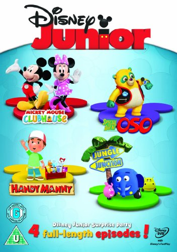 Disney Junior Surprise Party [DVD]