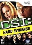 CSI: Hard Evidence - Wii