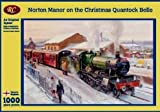 Norton Manor on the Christmas Quantock Belle - Jigsaw Puzzle (1000 Piece) Transport, Steam Engines, Trains, Railways, Locomotives - Railway Recollections