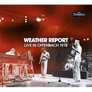 Weather Report - Live In Offenbach cover