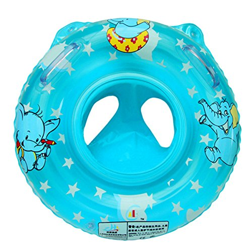 KINGSO Baby Swimming Ring Armpits Ring Child Boat Double Thickening
