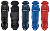 Rawlings 9DCW Double Knee Youth Leg Guards with Wings (Ages: 7-9)