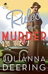 Rules Of Murder by Julianna Deering ebook deal