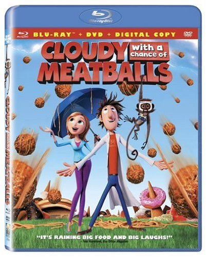 Cloudy with a Chance of Meatballs / Облачно, возможны осадки в виде фрикаделек (2009)