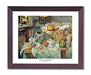 Country Fruit Flowers French Picture Framed Art Print Dining Roo