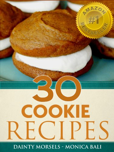 30 Gourmet Cookie Recipes cover