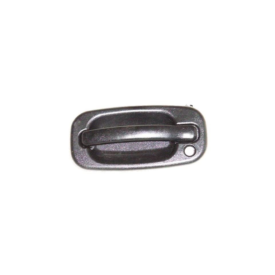 OE Replacement Cadillac/Chevrolet/GMC Front Driver Side Door Handle Outer (Partslink Number GM1310129) Automotive