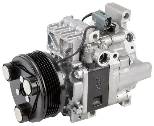 Brand New Premium Quality Ac Compressor & A/C Clutch For Mazda 3 5 And Cx-7 - BuyAutoParts 60-02167NA New (Mazda Cx7 Compressor compare prices)