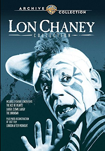 DVD : Lon Chaney Collection (2 Discos)