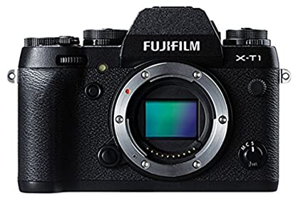 Fujifilm X-T1 Mirrorless Interchangable Camera (Body Only)