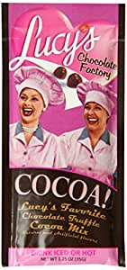Mcsteven's I Love Lucy Chocolate Cocoa Packet, 1.25-Ounce (Pack of 80)