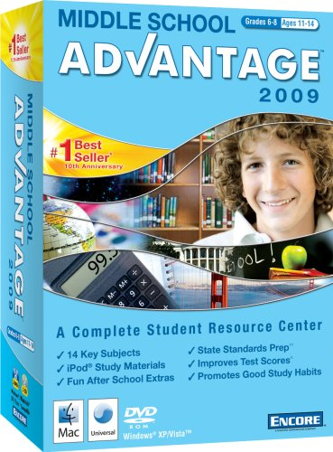 Middle School Advantage 2009