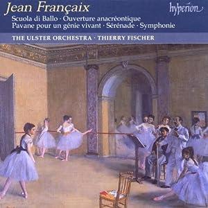 Françaix: Orchestral Music