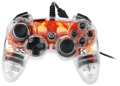 Afterglow Ap.1 Controller For Ps3 - Orange