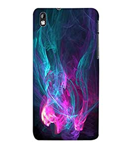 ColourCraft Abstract image Design Back Case Cover for HTC DESIRE 816