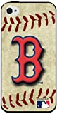 MLB Boston Red Sox Iphone 4/4s Hard Cover Case Vintage Edition