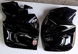 BLACK ENGINE BELLY FOR PULSAR 220 DTSi