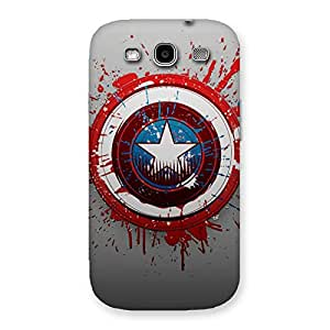 Gorgeous Bloodsheilds Back Case Cover for Galaxy S3 Neo