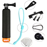 Floating Hand Grip Diving Monopod Selfie Stick Handle Mount Accessories Underwater Sport Pole For Action Camera...