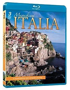 Magnificent Italia [Blu-ray]