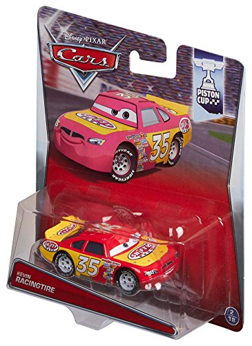 disney pixar cars 2015 piston cup kevin racingtire shifty drug die cast vehicle 2 18. Black Bedroom Furniture Sets. Home Design Ideas
