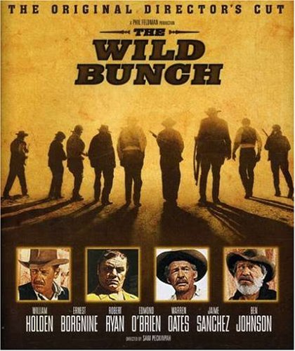 Cover art for  The Wild Bunch [HD DVD]