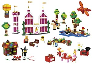 LEGO Education Sceneries Set 779385 (1,207 Pieces) from LEGO Education