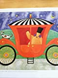 img - for Bear in a Carriage from Bear on a Bike Illustration (Barefoot Books) book / textbook / text book