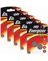 Energizer Original Battery Lithium CR 2032 3 Volt 5x Pack of 2