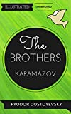 Image of The Brothers Karamazov: By Fyodor Dostoyevsky  : Illustrated & Unabridged (Free Bonus Audiobook)