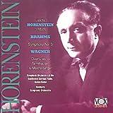 Brahms: Symphony in F No3, Op90; Wagner: Meistersinger von Nürnberg WWV96