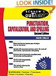 Schaum's Outline of Punctuation, Capi...