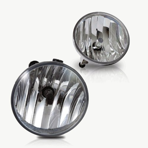01-04 FORD F-150 LIGHTNING OEM FOG LIGHT - CLEAR (2003 Ford Fog Lights compare prices)