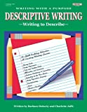 img - for Writing With a Purpose: Descriptive Writing book / textbook / text book