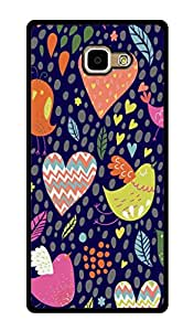 Samsung Galaxy A9 Printed Back Cover