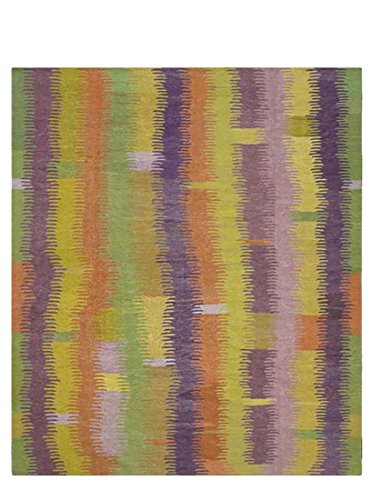 nuLOOM Cindi Hand-Knotted One-of-a-Kind Rug, Multi, 8' 3