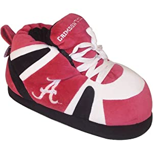 Alabama UNISEX High-Top Slippers by Comfy Feet