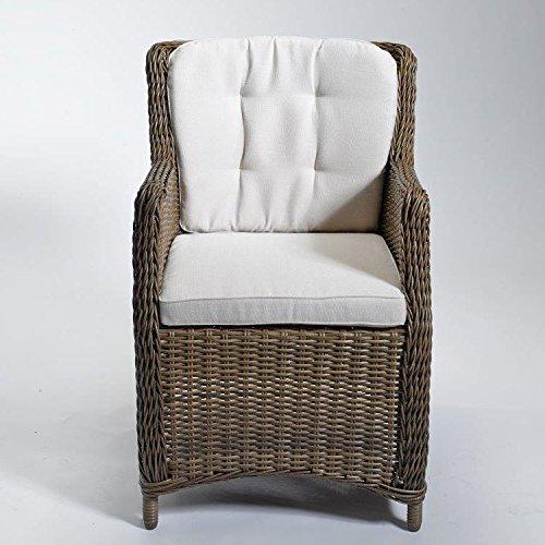 Sessel Luna Farbe: Vintage Braun / Natur