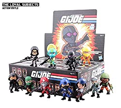 The Loyal Subjects G.I. Joe Action Vinyl Wave 2 - Major Bludd 3