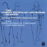 echange, troc Albert Nicholas, Art Hodes - The New Orleans-Chicago Connection
