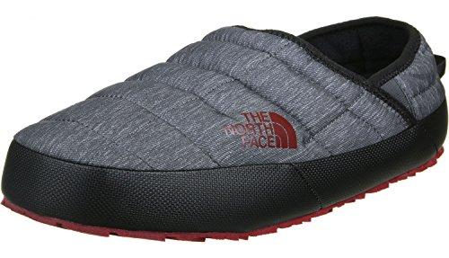 North Face M Thermoball Traction Mule Ii, Pantofole a Collo Basso Uomo, Multicolore (Grigio/Phtgyhrpt/Rdyrd), 43 EU