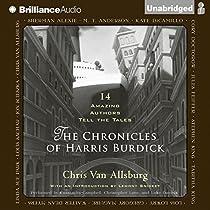 chronicles of harris burdick pdf