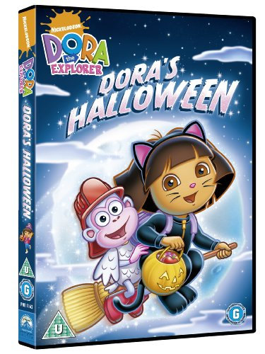 Dora The Explorer - Dora's Halloween [DVD]