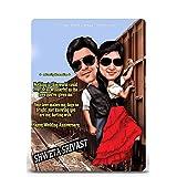 Tees Maar Khan Bollywood Theme Caricature Gift For Couple, Gift For Husband, Gift For Wife, Gift For Girlfriend...