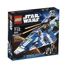LEGO Star Wars Plo Koon s Jedi Starfighter 8093