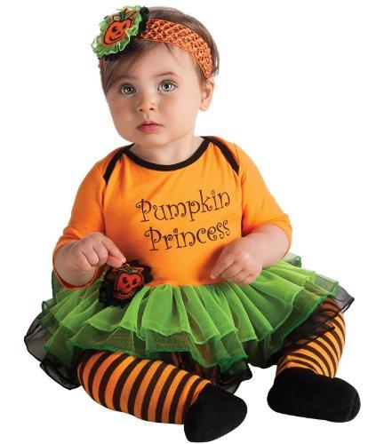 Pumpkin Princess Infant Costume