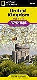 United Kingdom (national Geographic Adventure Map)
