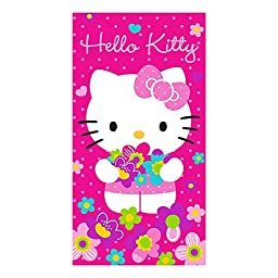Hello Kitty Bunches of Flowers Slumberbag