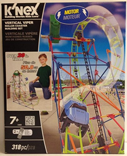 k nex firestorm freefall roller coaster instructions