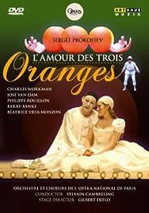 Prokofiev: L'Amour des Trois Oranges [Import]